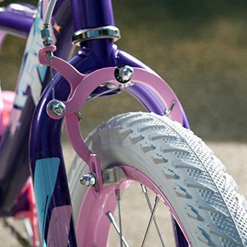 "Huffy 18"" Glimmer Bike, Amethyst"