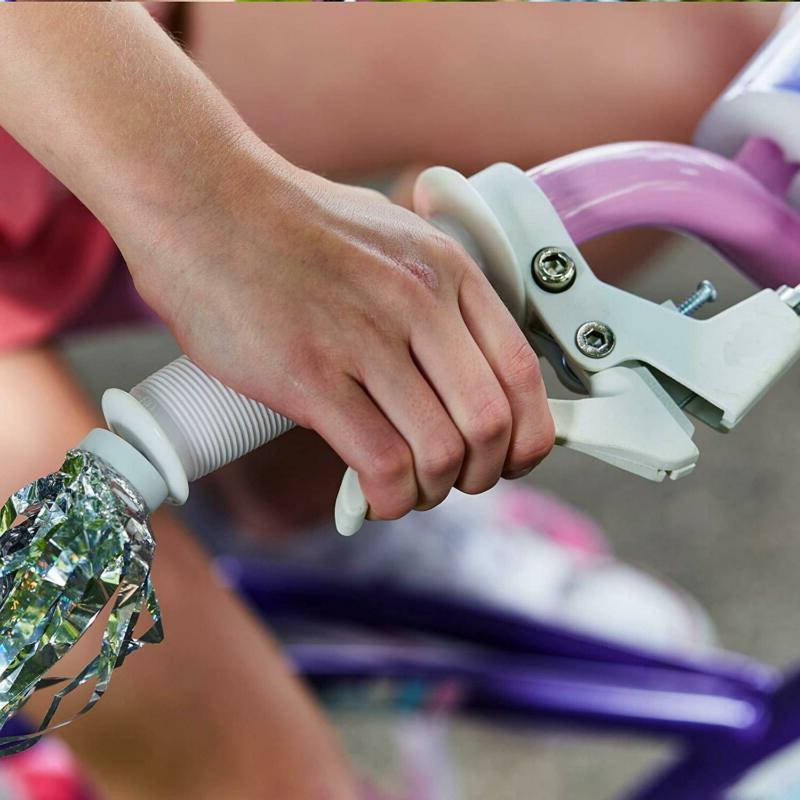 Huffy Glimmer Girls Bike 12,14,16,18In W/ Training Wheels