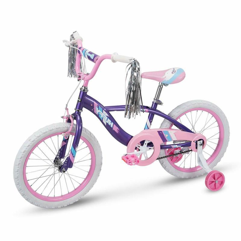 glimmer girls bike 12 14 16 18in