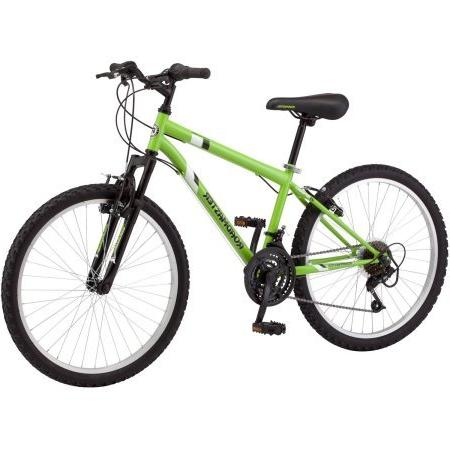"24"" Boy's Roadmaster Peak Boy's Bike, R2469WMDS, Green"