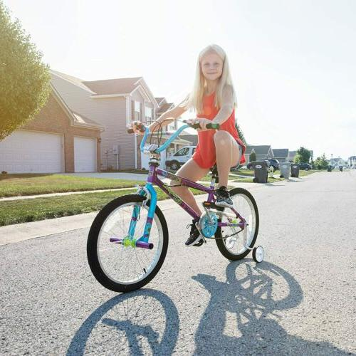 Kids Wheels Bicycle Stabilizers Kit for 12 20inch