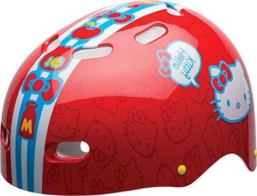 Bell Hello Kitty Red Bow Child Multisport Helmet