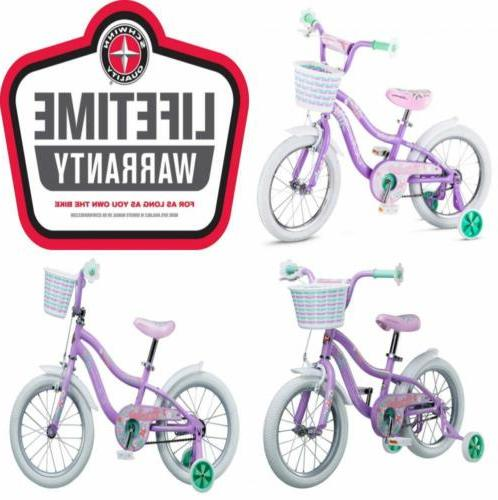 jasmine kids bicycle 16 wheel size age