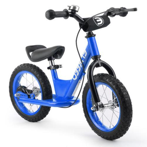 Kids Balance No-Pedal Learn To Adjustable Handlebar Seat