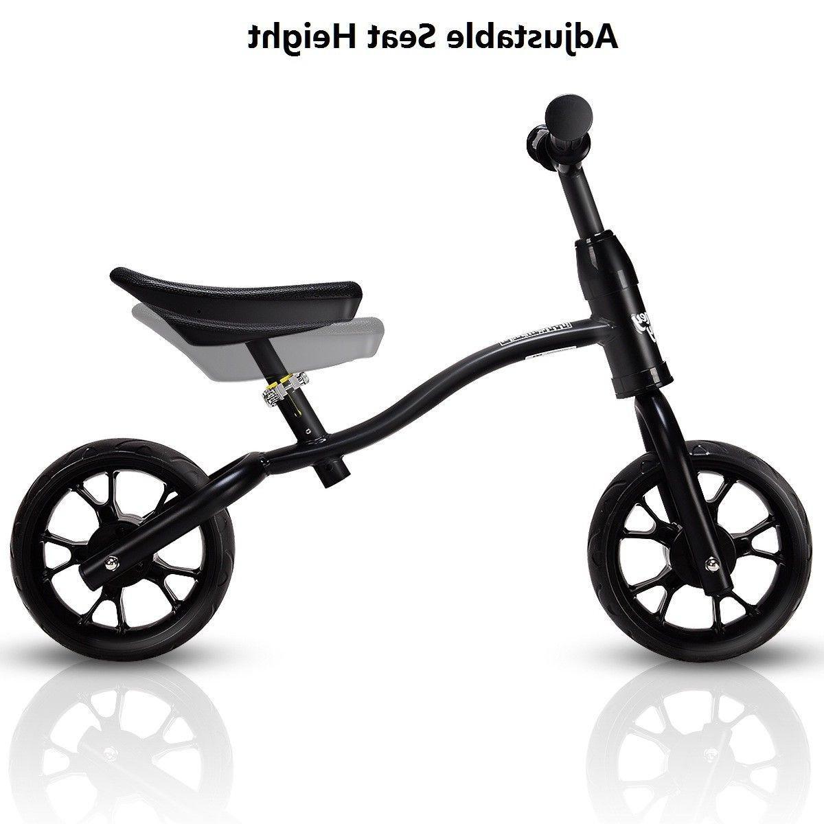 Kids No-Pedal Training w/ Adjustable