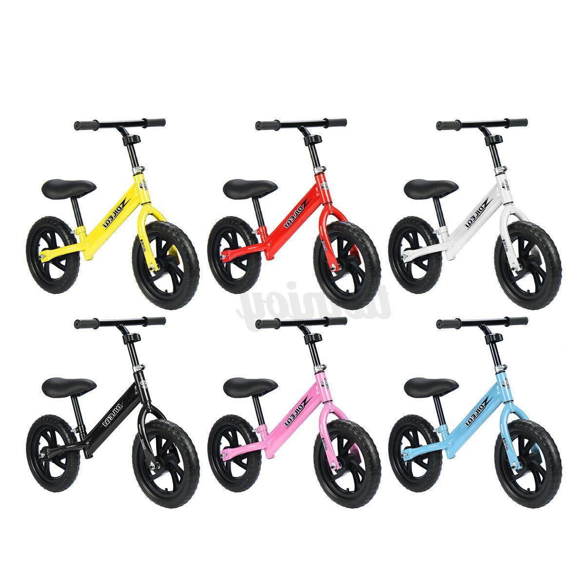 kids balance bike walker no pedal childs
