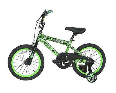 "Kids Bike Girls w/ Training Coaster 16"""