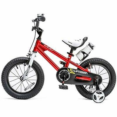 Kids Boys Freestyle Bicycle 12 16 inch with Training Wheels,16 18