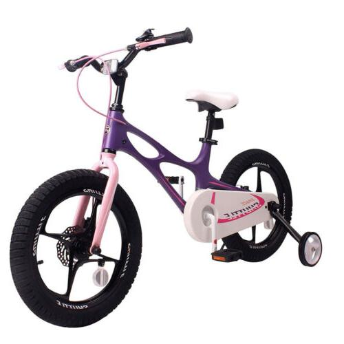 Kids and Inch Magnesium with Hand Disc Brakes