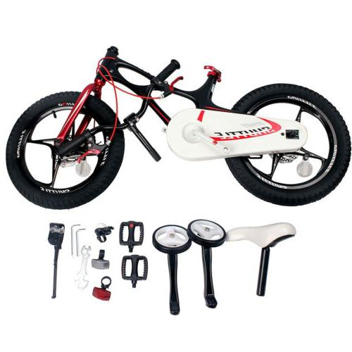 Kids Boys and Girls Magnesium with Hand Brakes