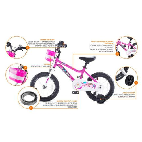 Kids and Wheels Bibycle