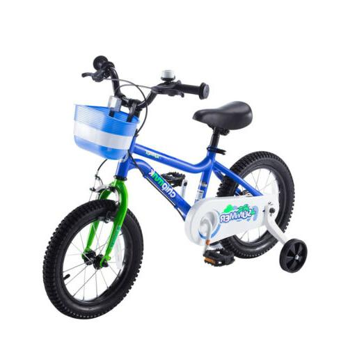 "Wheels 12""14"" Kids Bibycle Xmas"