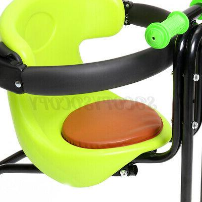 Kids Child Bicycle Chair Baby Carrier Pedal