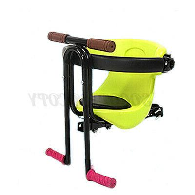 Kids Child Bicycle Chair Baby Carrier Saddle Pedal