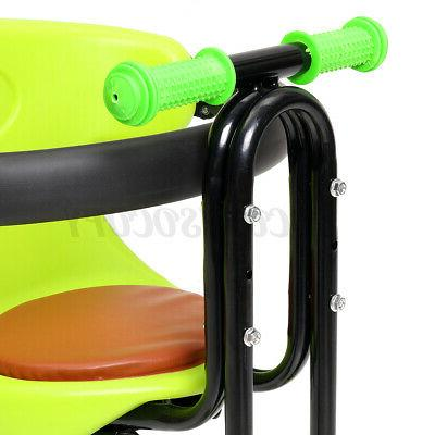 Kids Bike Child Bicycle Safety Chair Baby Saddle Pedal