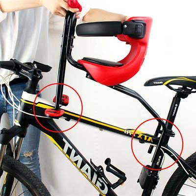 Kids Bike Child Bicycle Safety Baby Saddle Cushion