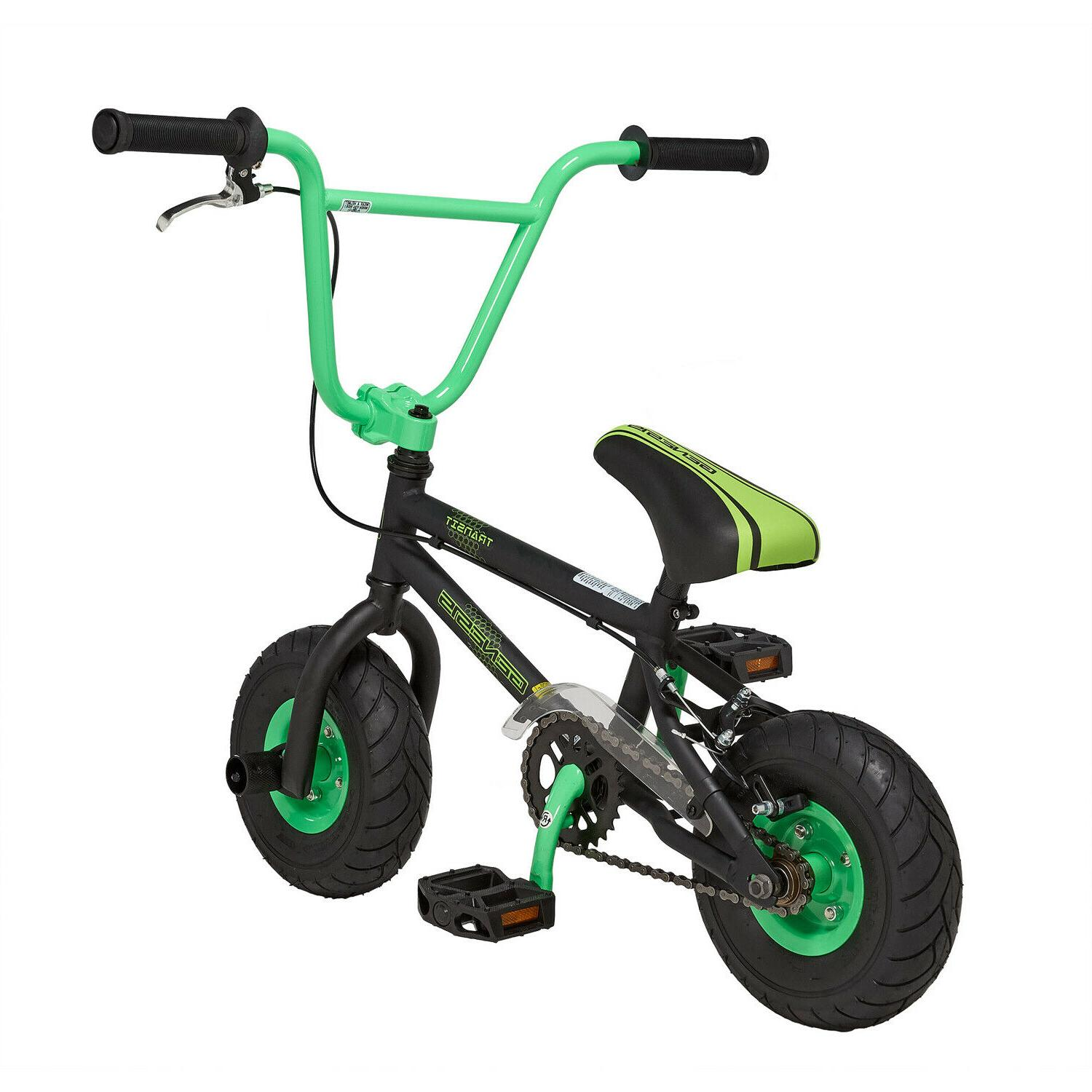"""Kids Bike Fat Freestyle Bicycle Heavy Duty 10"""" Tires"""
