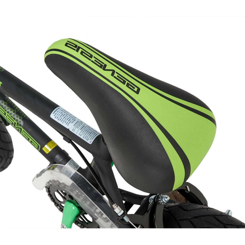 "Kids BMX Bike Fat Freestyle Bicycle Heavy Duty 10"" Tires"