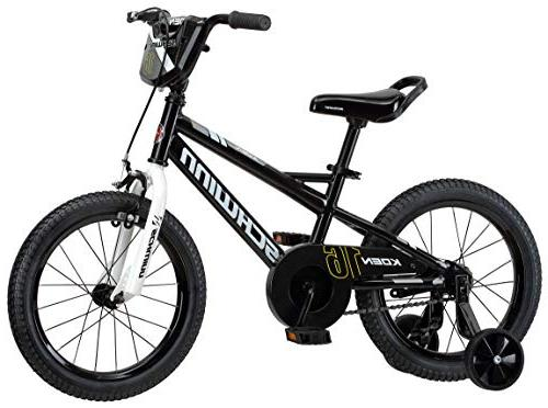 "Schwinn Koen Boy's with SmartStart, 16"" Black"