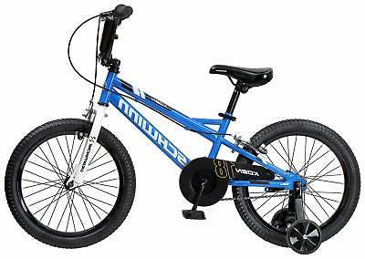 Schwinn Koen Boy's Bike with SmartStart Blue