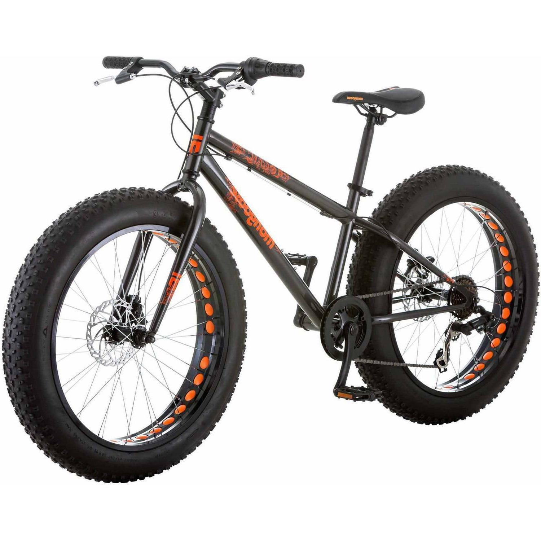 logan fat tire bicycle