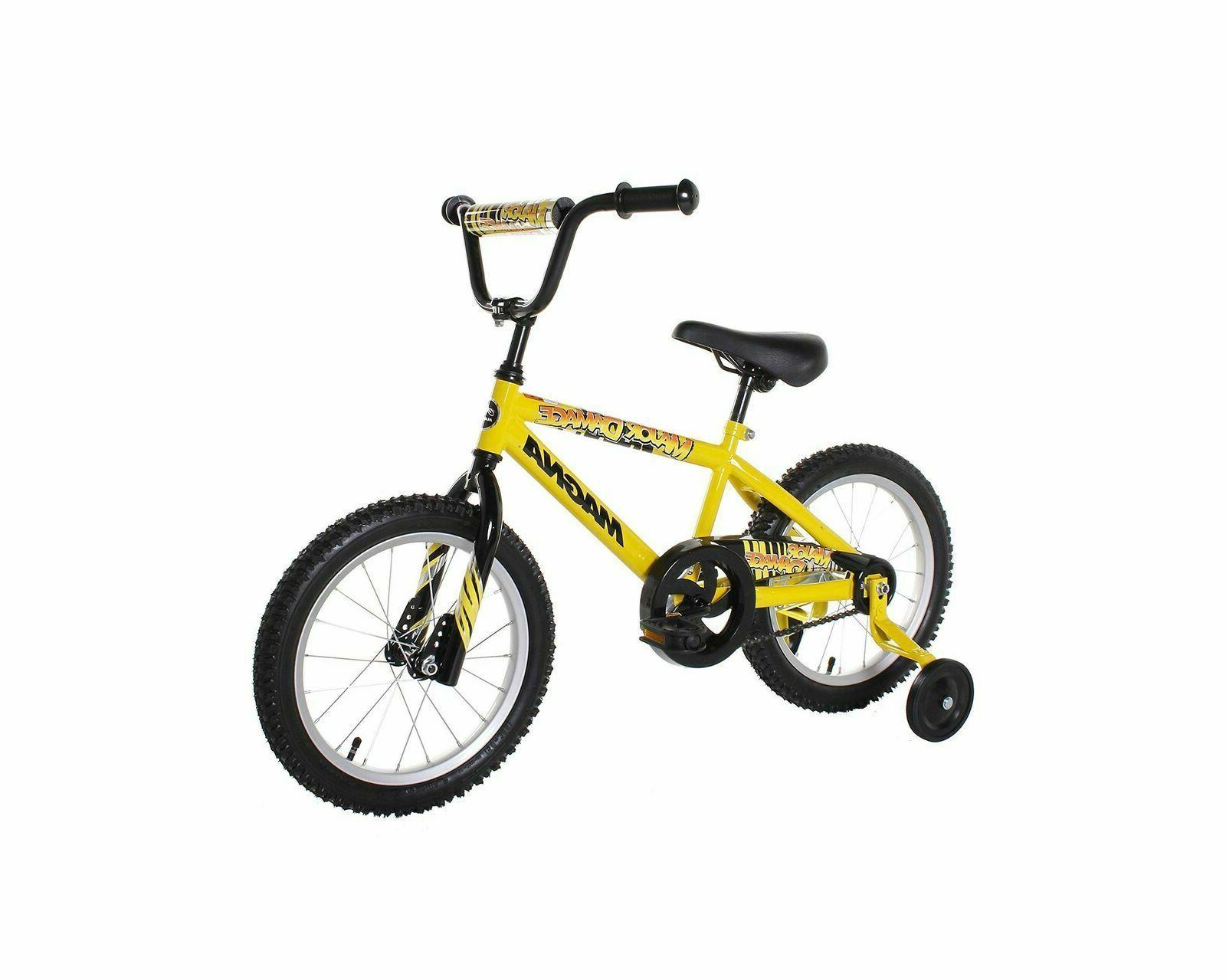 magna major damage bike for boys 16