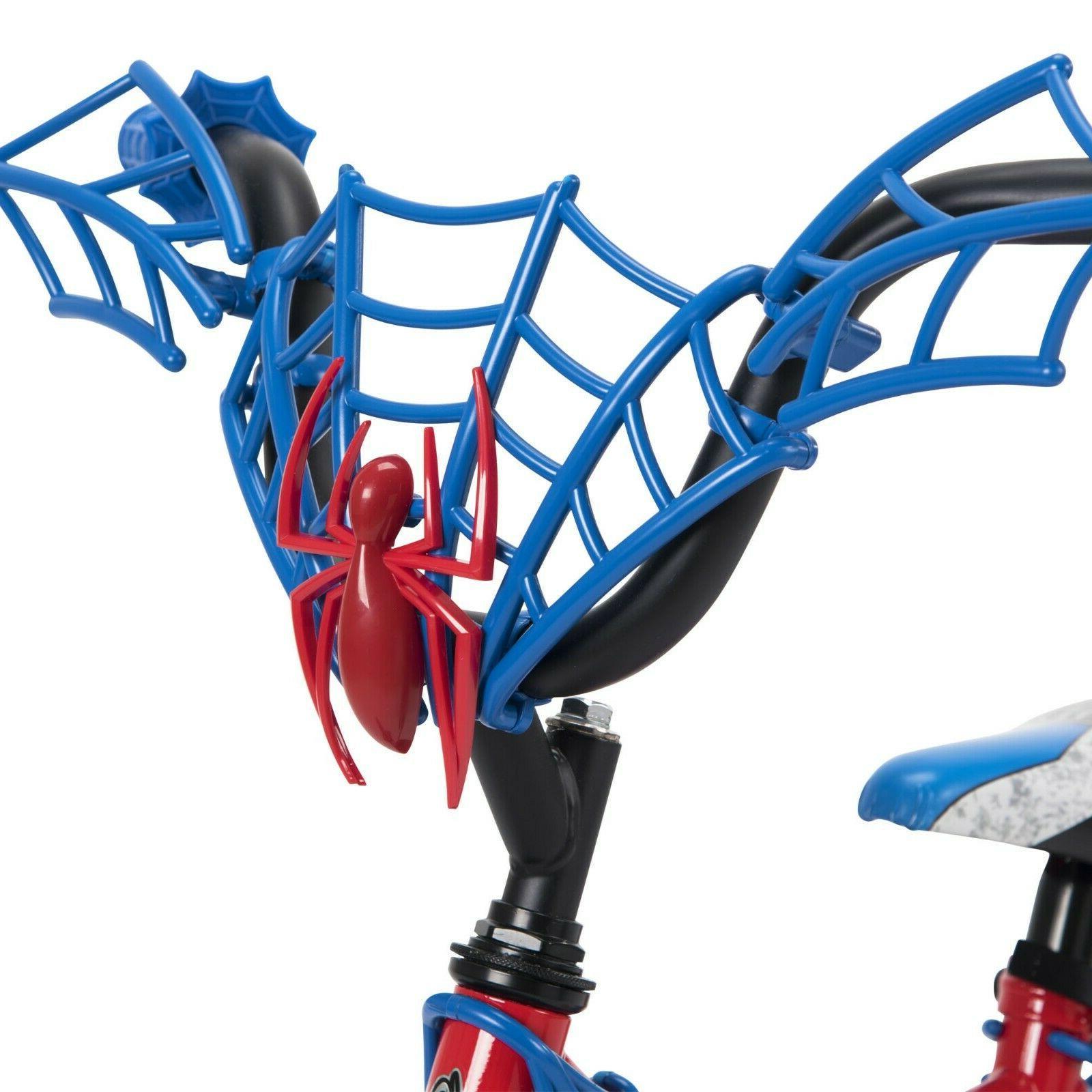 Huffy Marvel Spider-Man Kid's Bike 12 Plaque