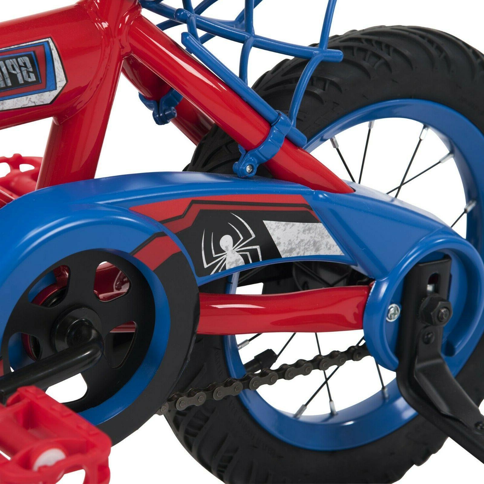 Huffy Spider-Man Bike inch, Plaque