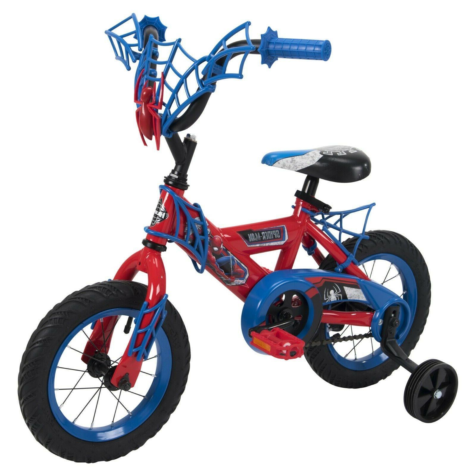 marvel spider man kid s bike 12