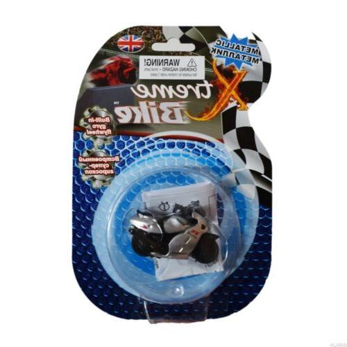 Mini Motorbike Gyro Pocket Money Gift Triple Pack