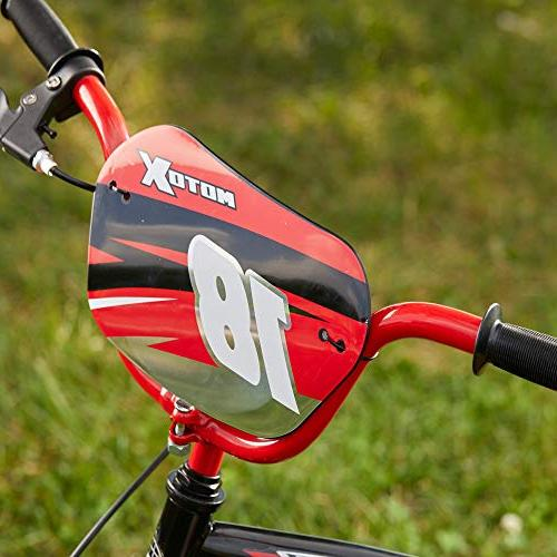 Huffy Motox Boys Bike, Gloss