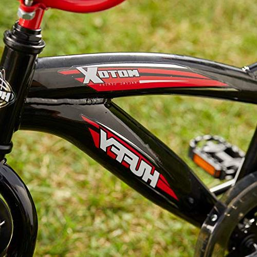 "Huffy 18"" Motox Bike,"