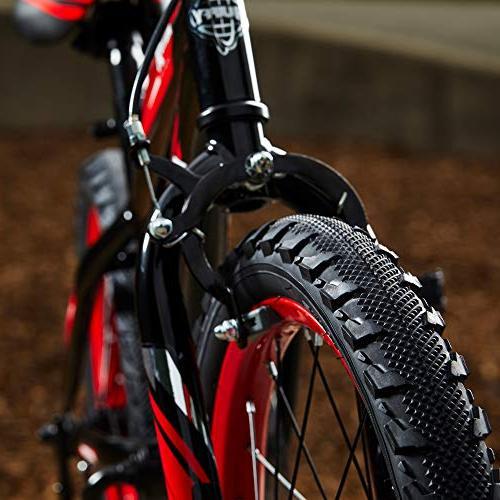 "Huffy 18"" Boys Bike, Gloss Black"