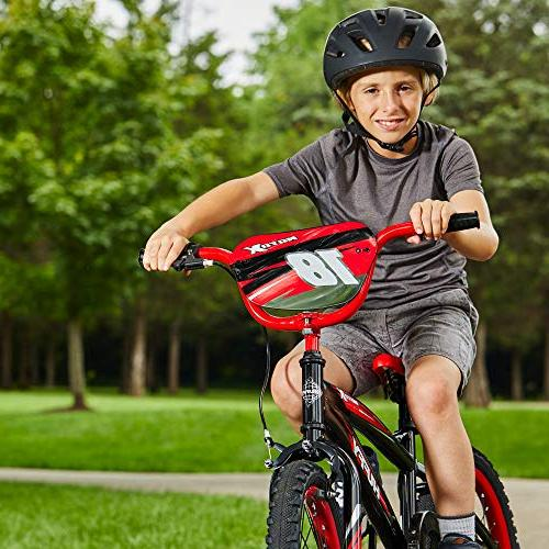 Huffy Boys Bike, Gloss