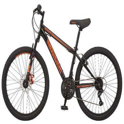 Mongoose Mountain Inch Wheel Boys 21 Speeds Disc Brakes Kids Sport
