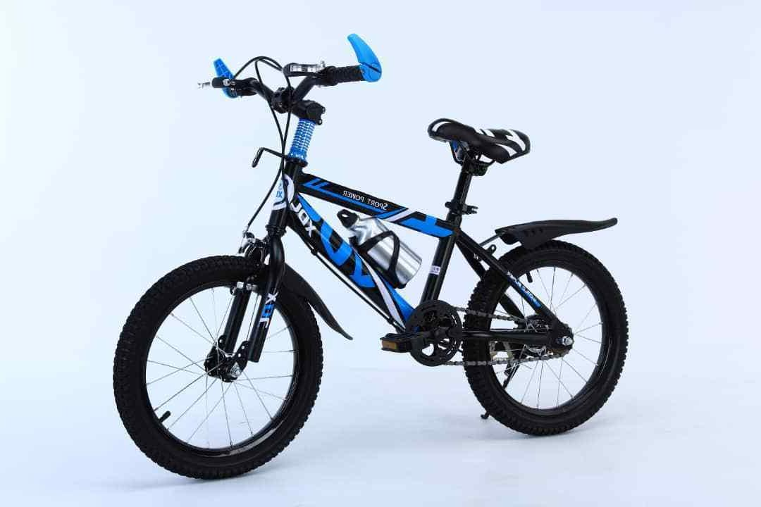 Mountain Bike for Kids 16 inch Steel Frame Bicycle for boys/