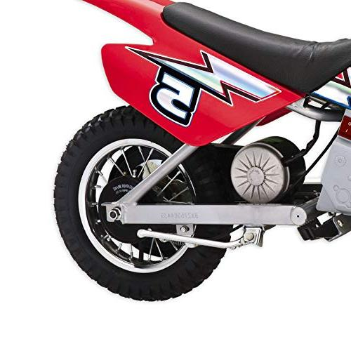 Razor Dirt Kids Electric Toy Bike, Face Helmet