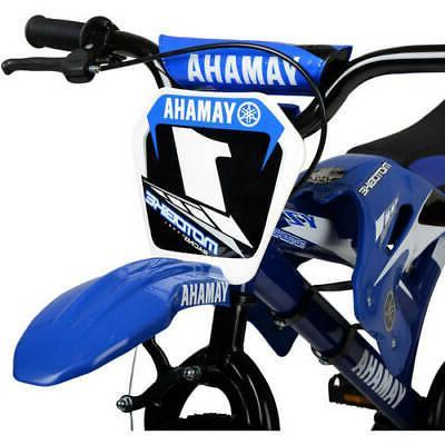 Moto BMX Kids Bicycle Child Girls Gift Blue