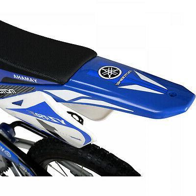 NEW inch Moto Bike Bicycle Child Bikes Boys Girls Blue