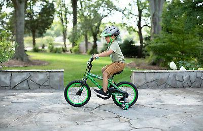16 Inch Bike Bicycle with Single Green
