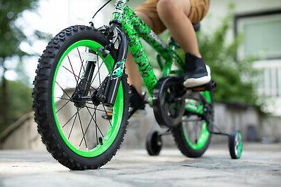 Bicycle Training Coaster Green