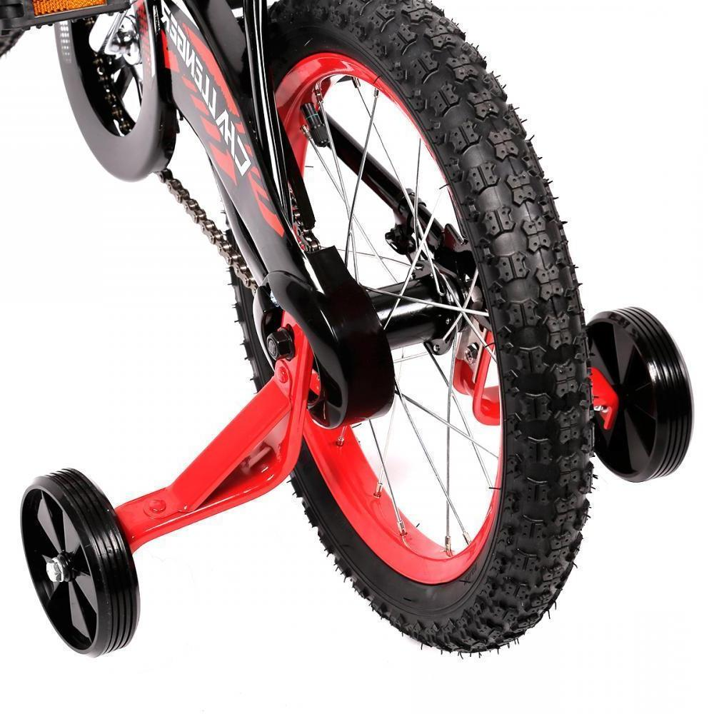 "NEW 16"" Children BMX Bicycle Training Wheels Wheels"
