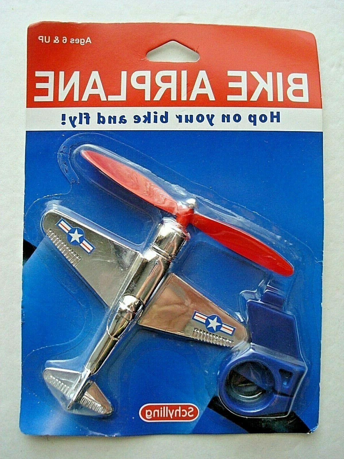 new kids bike airplane handlebar accessory