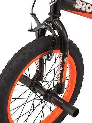 Kids inch Training Wheels Boys Front Rear Brake Single BMX