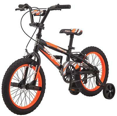 Kids 16 Wheels Rear Single BMX