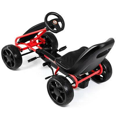 Pedal for Kids Toys with and Adjustable Seat