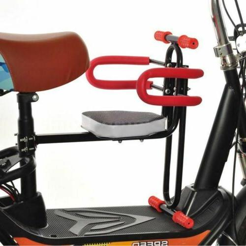 Bicycle Front Mount Baby Safety Handrail