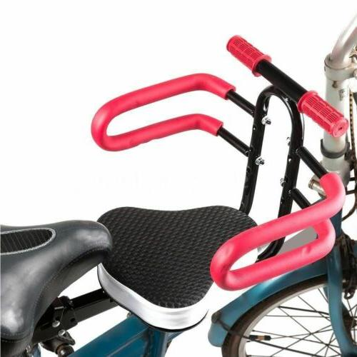 Bicycle Kids Child Front Mount Seat Bike Carrier Baby Safety