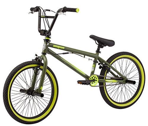 Boys 20 inch Mongoose Rad Attack Bike