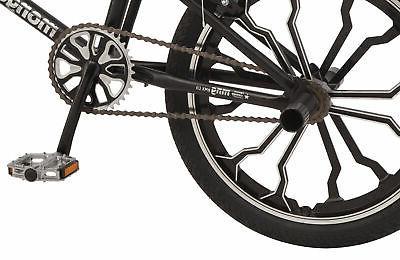Mongoose Rebel Kids BMX Bike, aluminum mag and up,